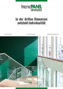 TrendPanel Broschüre